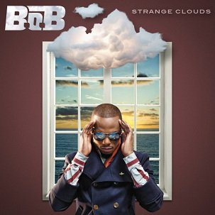 B.o.B - Strange Clouds (CD)