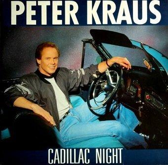 Peter Kraus - Cadillac Night (LP)