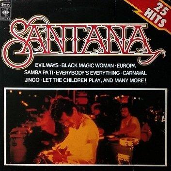 Santana - 25 Hits (2LP)