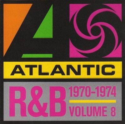 Atlantic R&B 1947-1974 - Volume 8: 1970-1974 (CD)