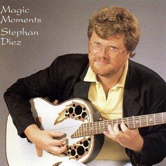 Magic Moments - Stephan Diez (CD)