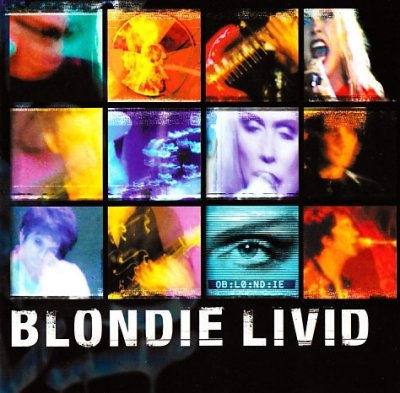 Blondie - Livid (CD)
