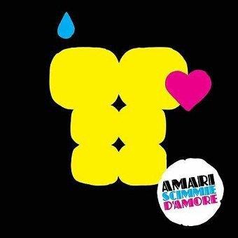 Amari - Scimmie D'Amore (CD)