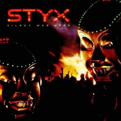Styx - Kilroy Was Here (LP)