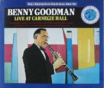 Benny Goodman - Live At Carnegie Hall (2CD)