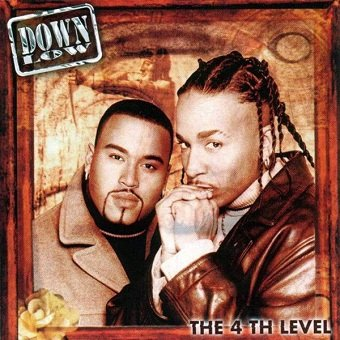 Down Low - The 4th Level (CD)