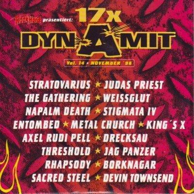 Dynamit Vol. 14 (CD)