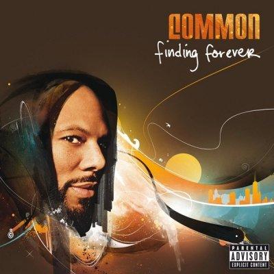 Common - Finding Forever (CD)
