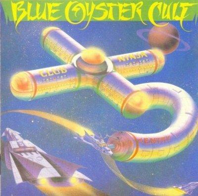 Blue Öyster Cult - Club Ninja (CD)