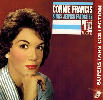 Connie Francis - Jewish Favourites (CD)