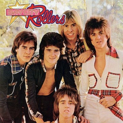 Bay City Rollers - Wouldn't You Like It? (LP)