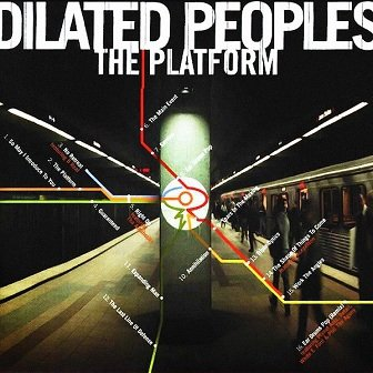 Dilated Peoples - The Platform (CD)