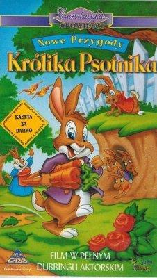 Nowe przygody królika Psotnika  (VHS)