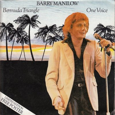 Barry Manilow - Bermuda Triangle, One Voice (7)