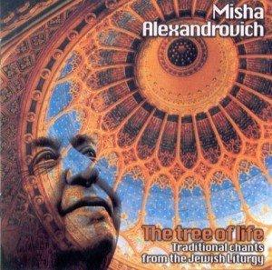 Misha Alexandrovich - The Tree of Life (CD)