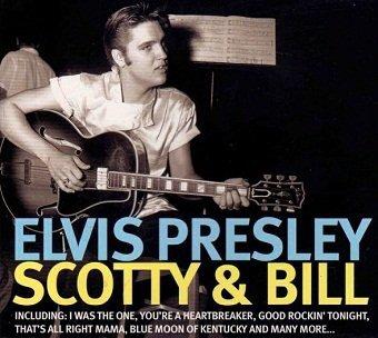 Elvis Presley, Scotty Moore, Bill Black - Elvis Presley Scotty & Bill (CD)