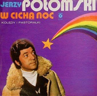 Jerzy Połomski - W Cichą Noc (LP)
