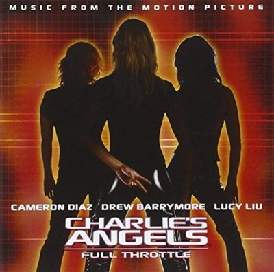 Charlie's Angels: Full Throttle (Music From The Motion Picture) (CD)