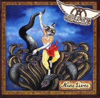 Aerosmith - Nine Lives (CD)
