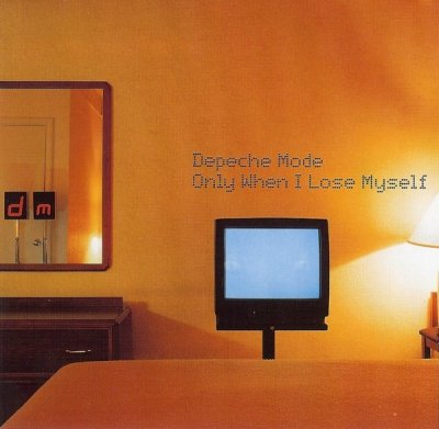 Depeche Mode - Only When I Lose Myself (Maxi-CD)