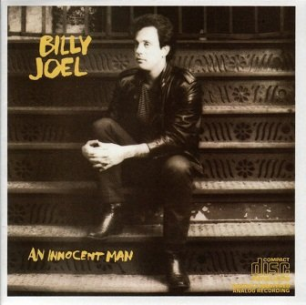 Billy Joel - An Innocent Man (CD)