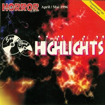 Horror Infernal April / Mai 1996 - Sound Check Highlights (CD)