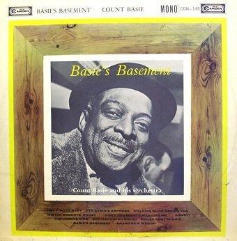 Count Basie Orchestra - Basie's Basement (LP)