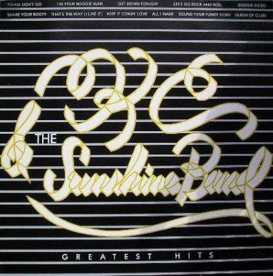 KC & The Sunshine Band - Greatest Hits (LP)