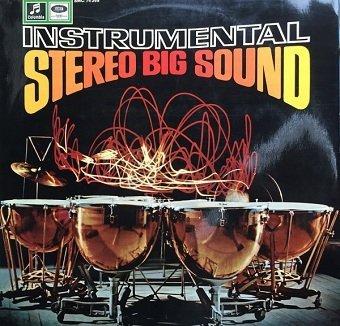 Instrumental Stereo Big Sound (LP)
