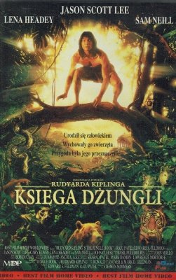 Księga dżungli (VHS)