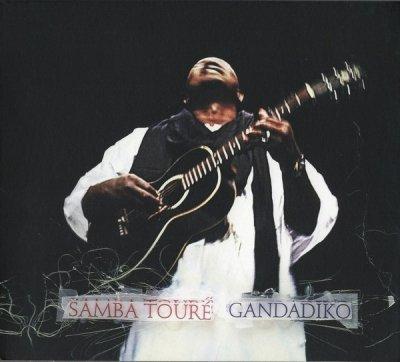 Samba Toure - Gandadiko (CD)