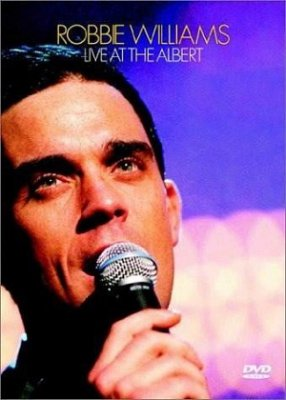 Robbie Williams - Live At The Albert (DVD)