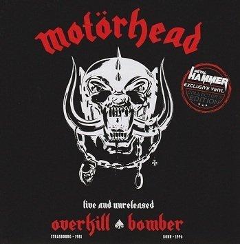 Motörhead - Overkill / Bomber (Live And Unreleased) (7'')