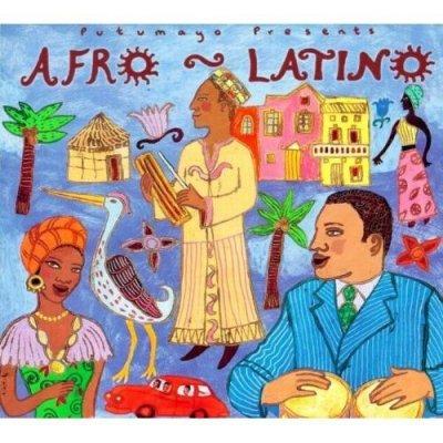 Afro-Latino (CD)