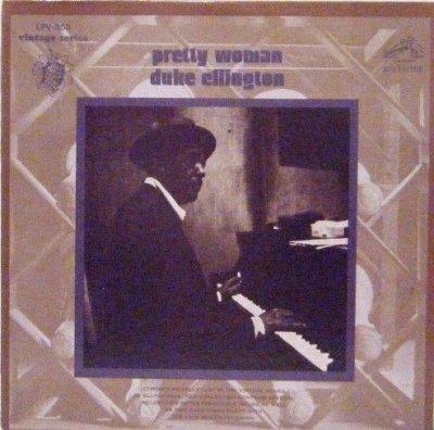 Duke Ellington And His Orchestra - Pretty Woman (LP)