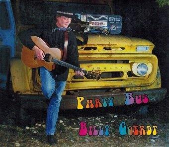 Billy Goerdt - Party Bus (CD)