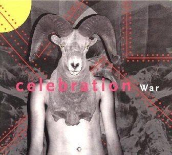 Celebration - War (Maxi-CD)