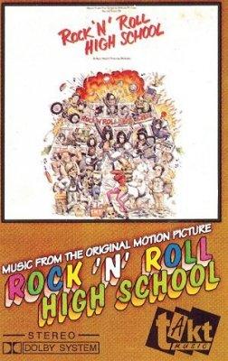 Ramones - Rock 'N' Roll High School (MC)