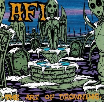 AFI - The Art Of Drowning (CD)