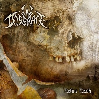 In Disgrace - Define Death (CD)