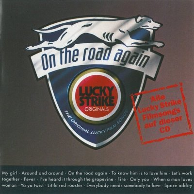 On The Road Again - Lucky Strike (CD)