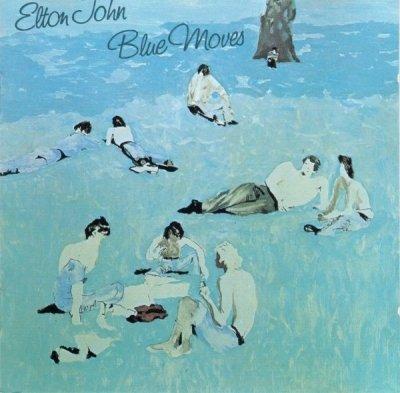 Elton John - Blue Moves (CD)