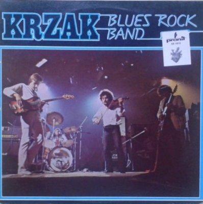 Krzak ‐ Blues Rock Band (LP)