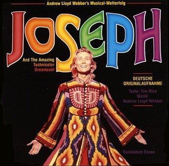 Andrew Lloyd Webber, Tim Rice - Andrew Lloyd Webber's Musical-Welterfolg: Joseph And The Amazing Technicolor Dreamcoat (Deutsche Originalaufnahme) (CD)