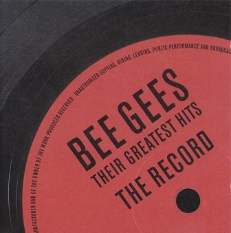 Bee Gees - Their Greatest Hits: The Record (2HDCD)