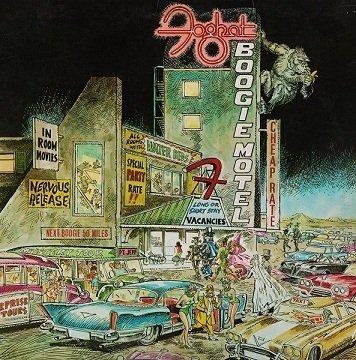 Foghat - Boogie Motel (LP)