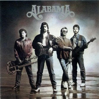 Alabama - Alabama Live (CD)