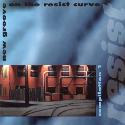 New Groove On The Resist Curve - Compilation 1 (CD)