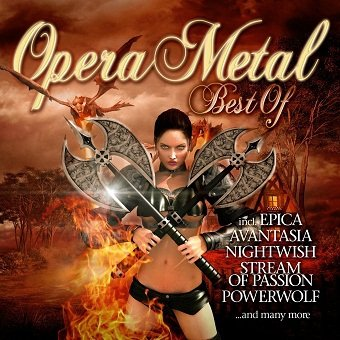 Best Of Opera Metal (CD)