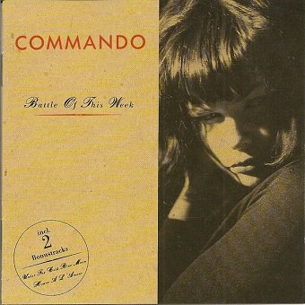 Commando - Battle Of This Week (CD)